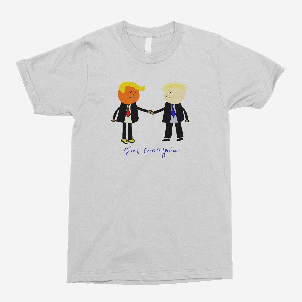 Fresh Goes To America Unisex T-Shirt