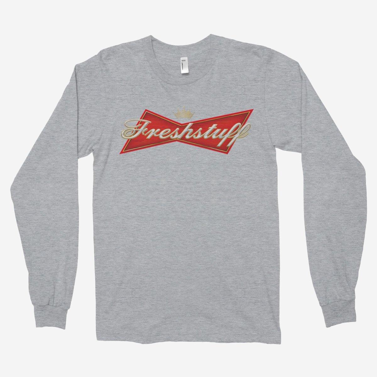 FreshStuff (American Beer Logo) Unisex Long Sleeve T-Shirt