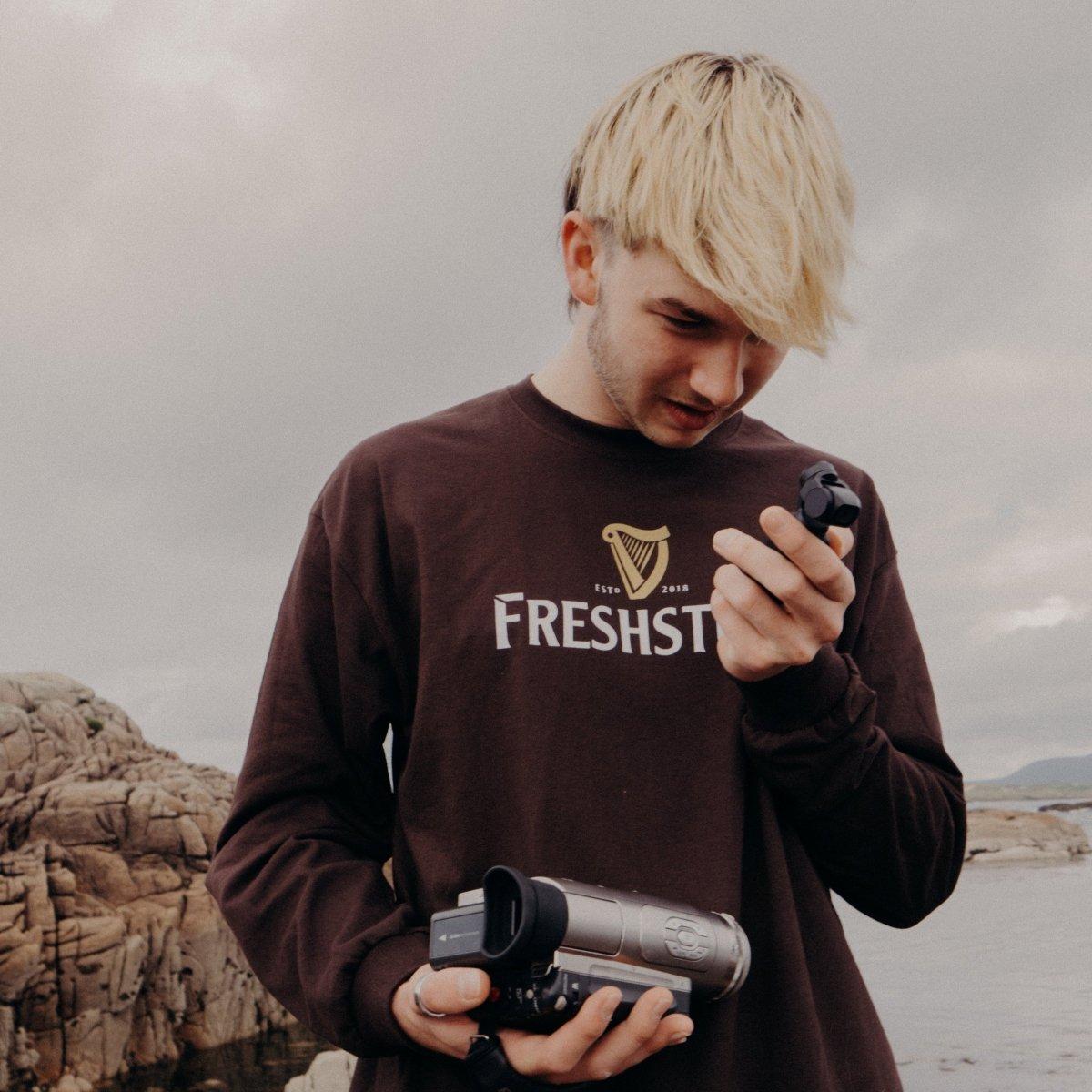 Fresh (Irish Beer) Unisex Long Sleeve T-Shirt