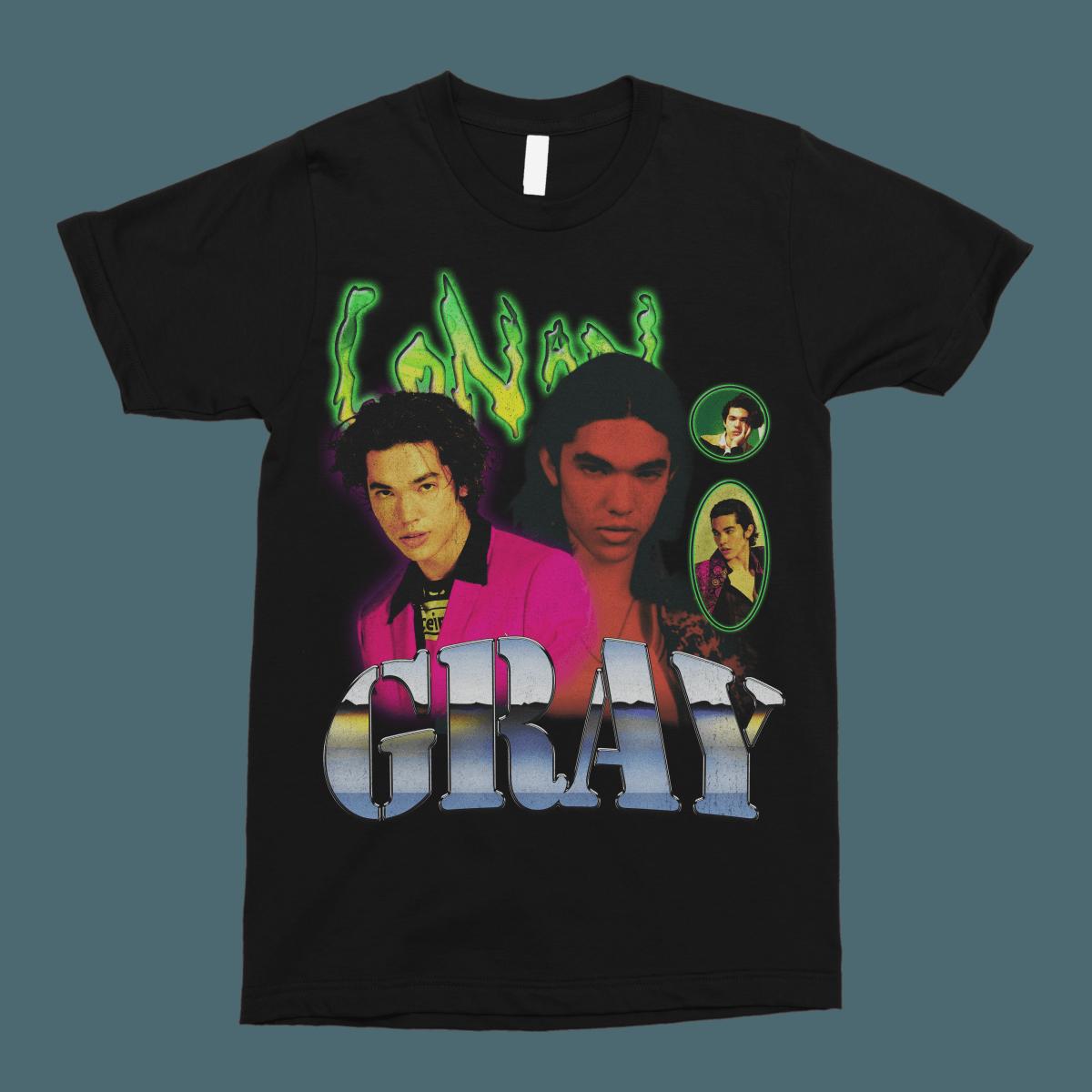 Conan Gray Vintage Bootleg Unisex T-Shirt