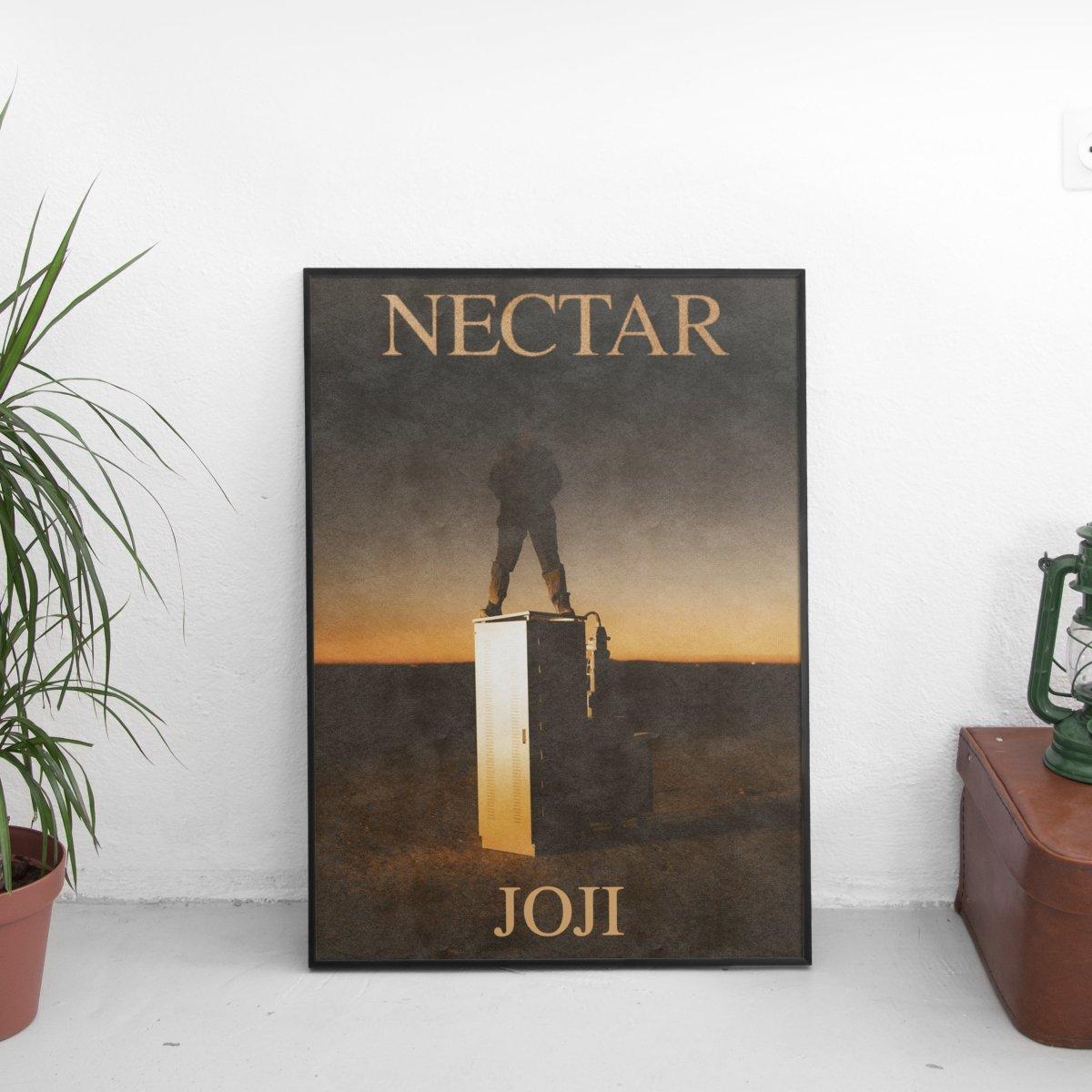 Joji - Nectar Vintage Poster