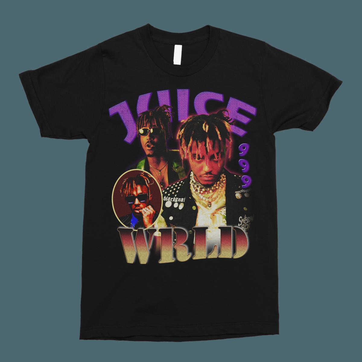 Juice Wrld Vintage Bootleg Unisex T-Shirt
