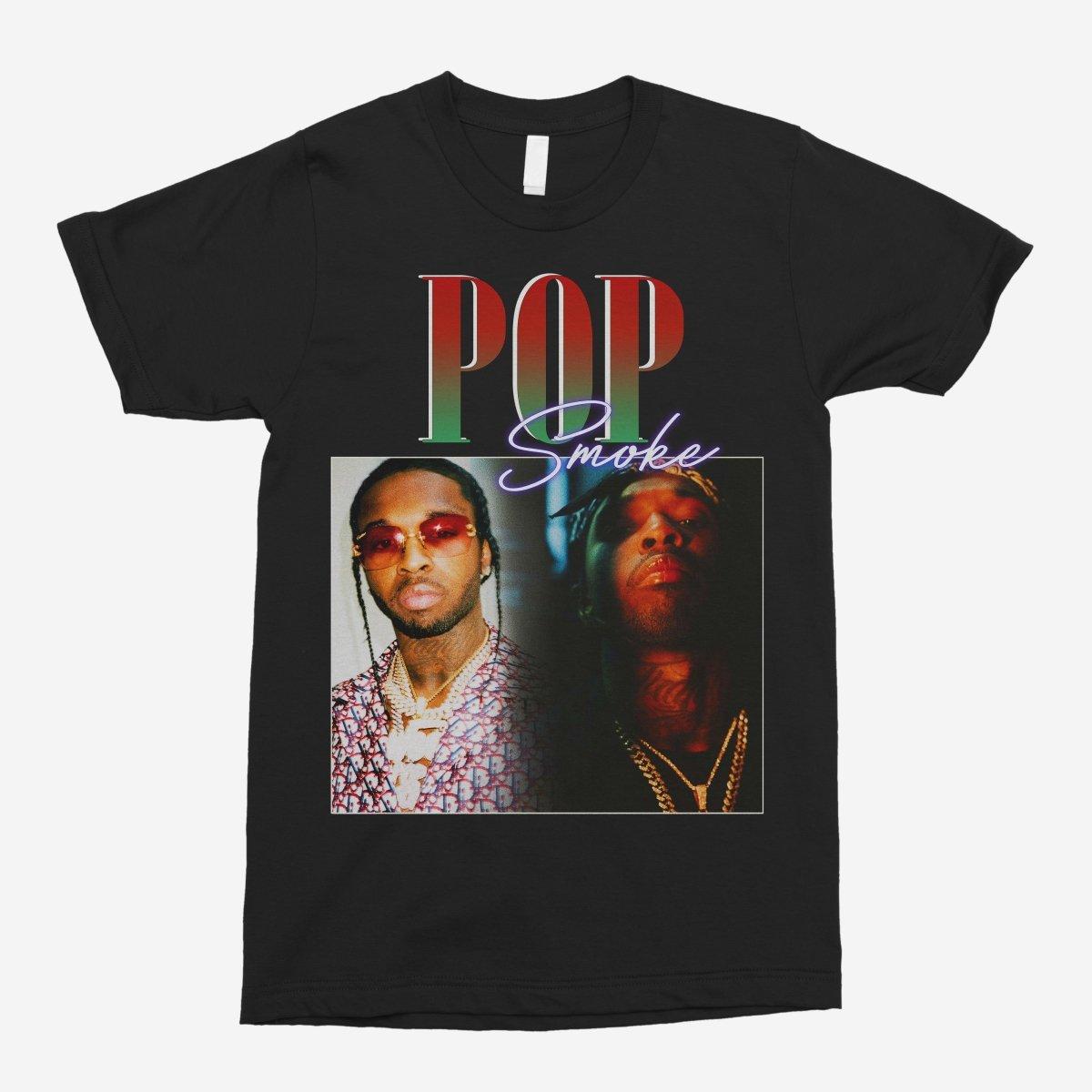 Pop Smoke Vintage Unisex T-Shirt