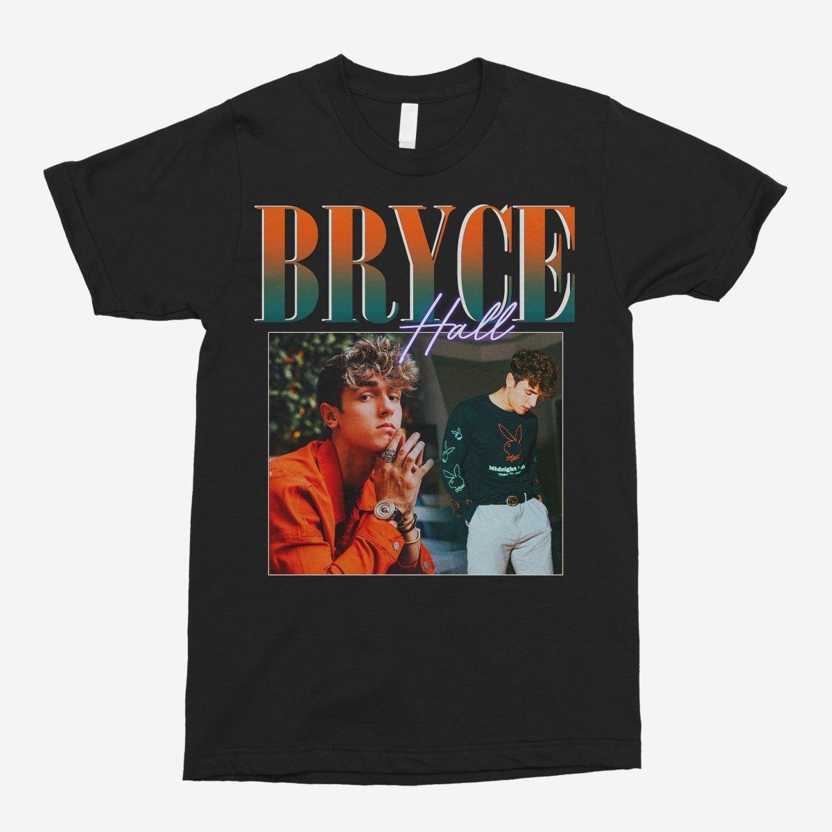 Bryce Hall Vintage Unisex T-Shirt