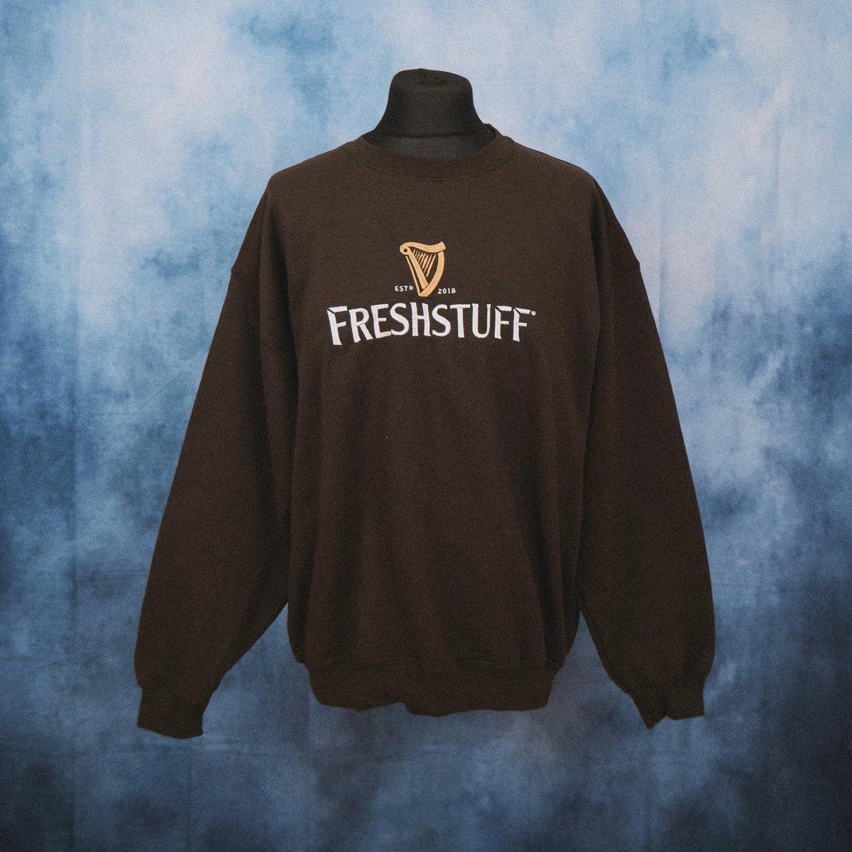 Fresh (Irish Beer) Embroidered Sweater