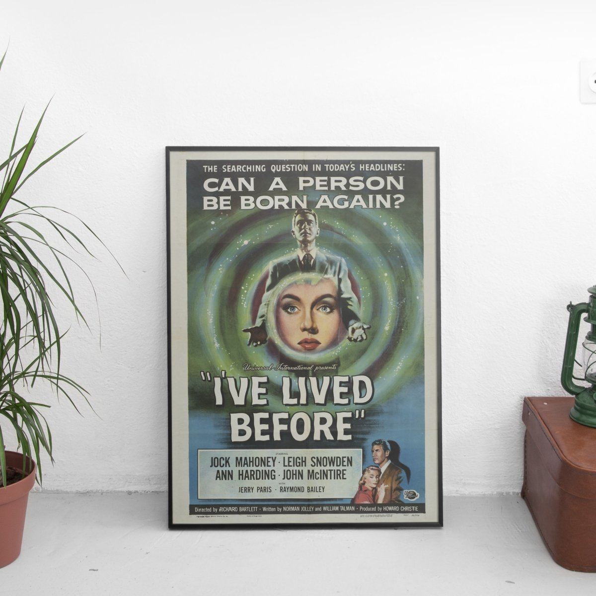 I've Lived Before Movie Poster