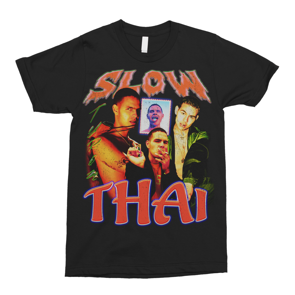 Slowthai Vintage Bootleg Unisex T-Shirt