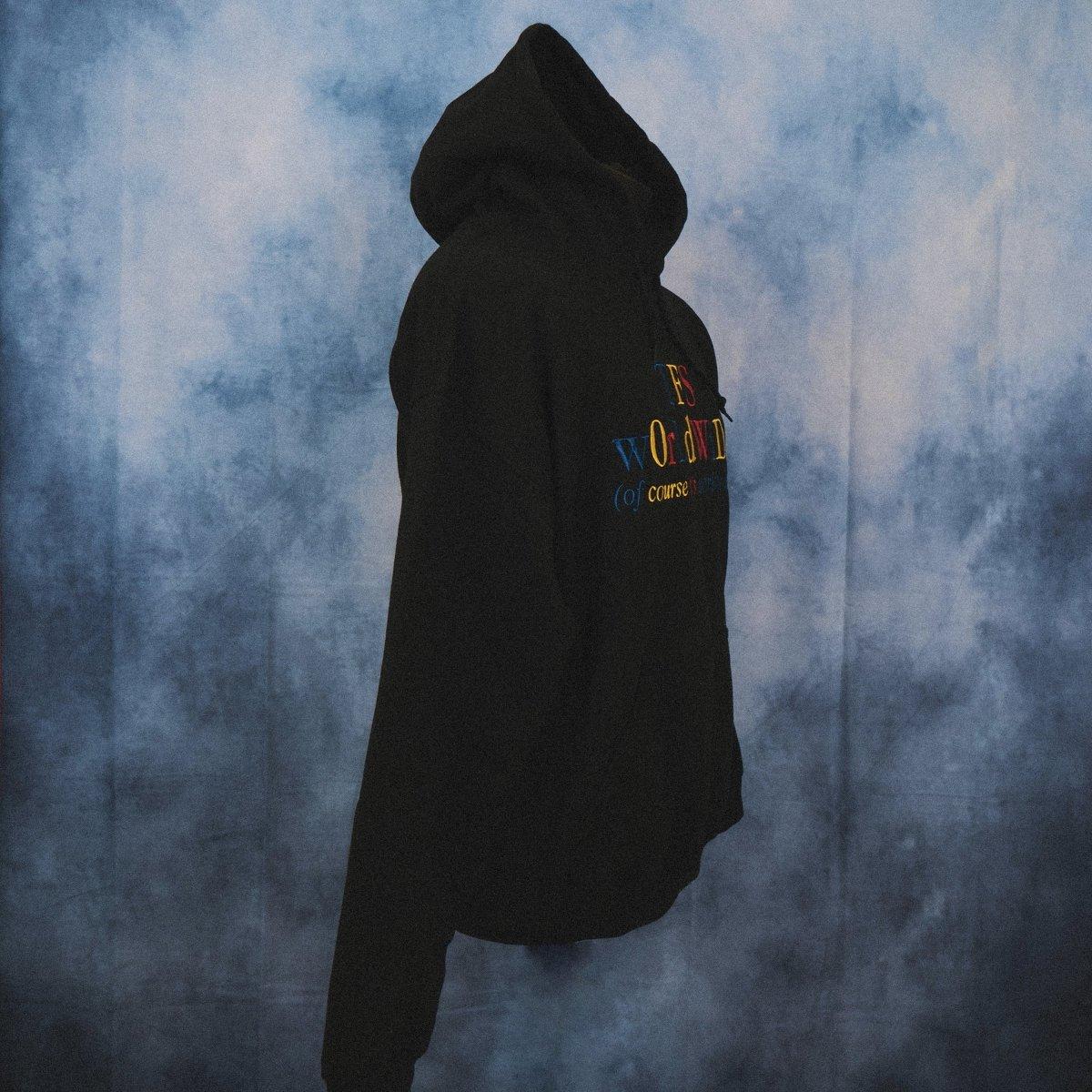 'TFS Worldwide' Unisex Embroidered Hoodie