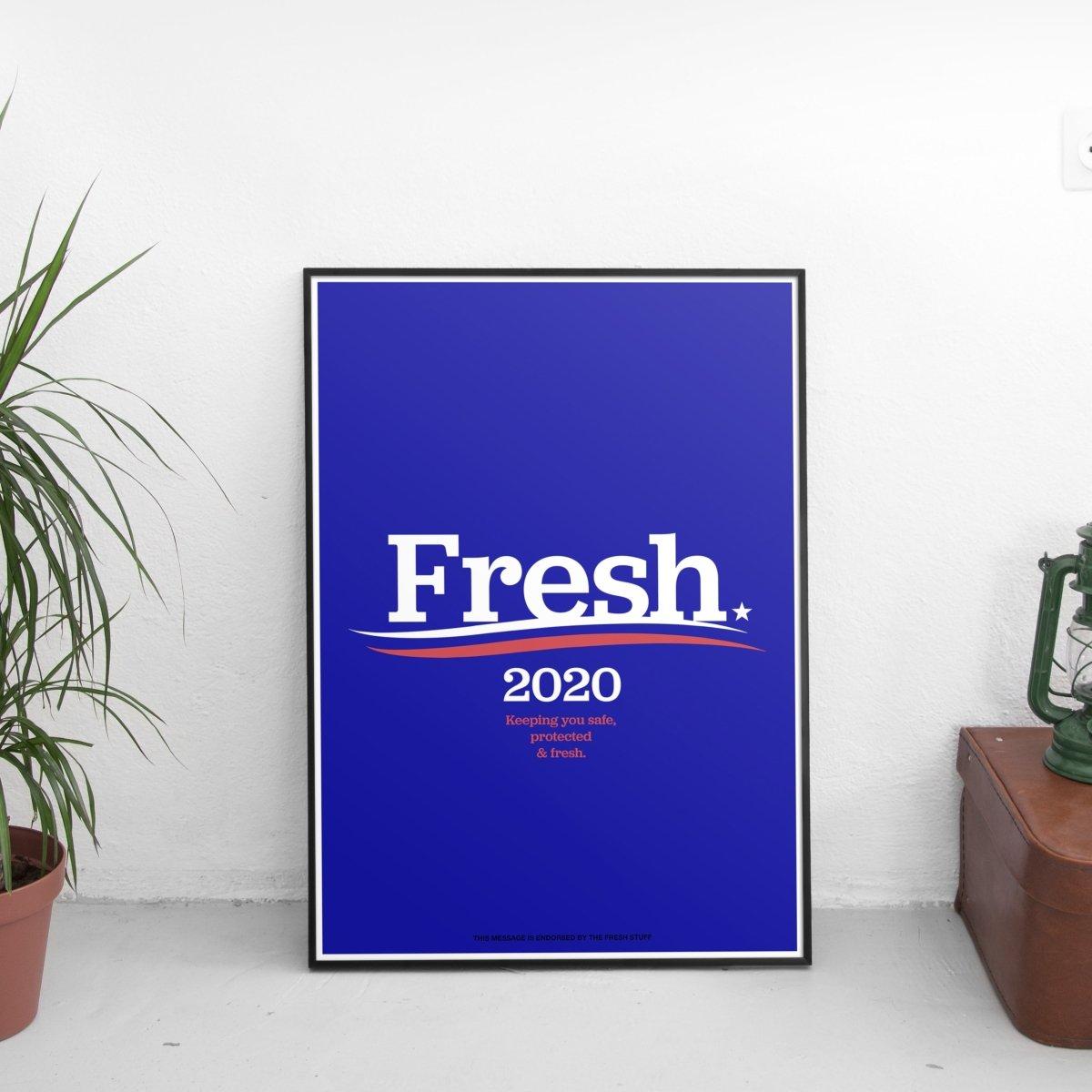 Fresh 2020 Poster