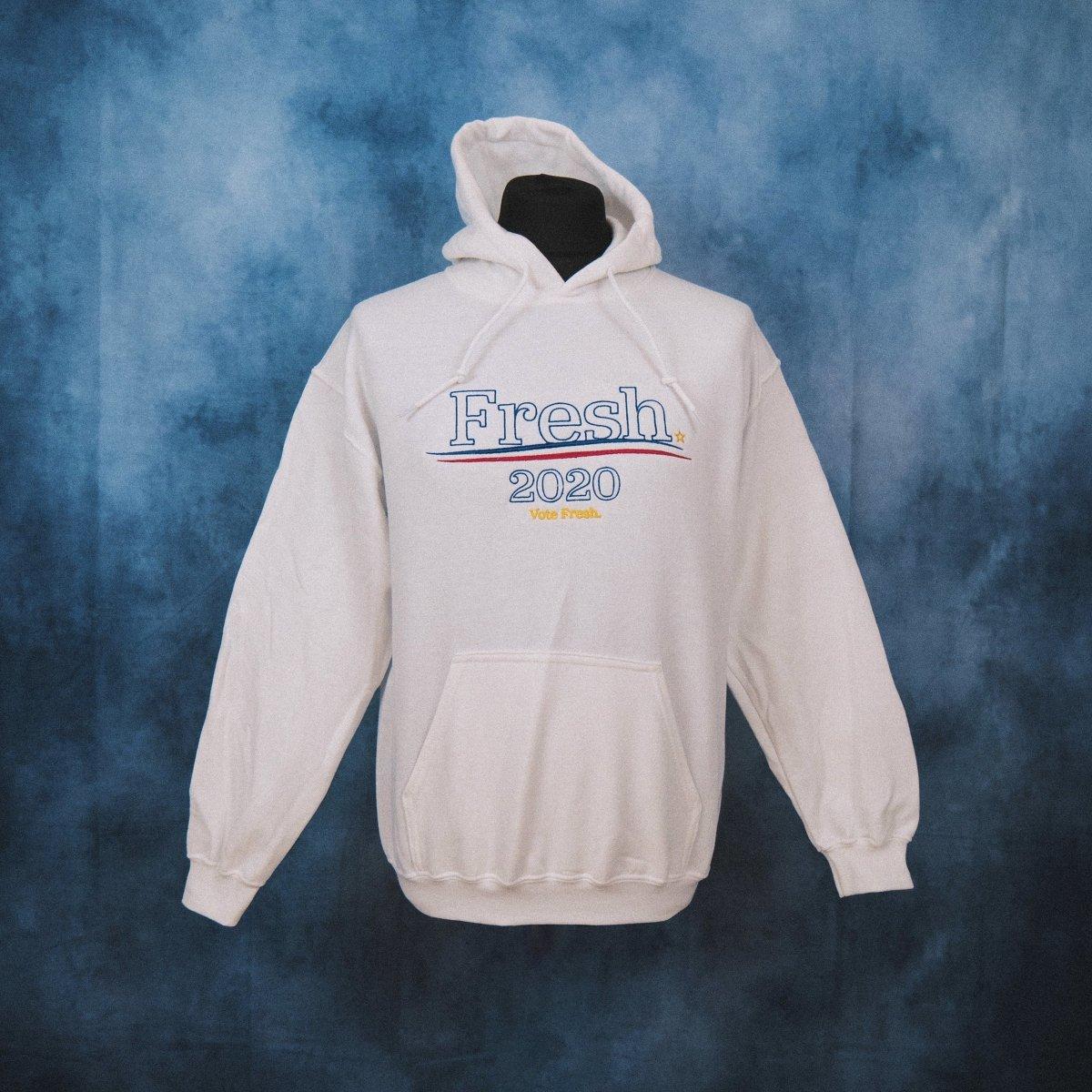 Fresh 2020 Unisex Embroidered Hoodie