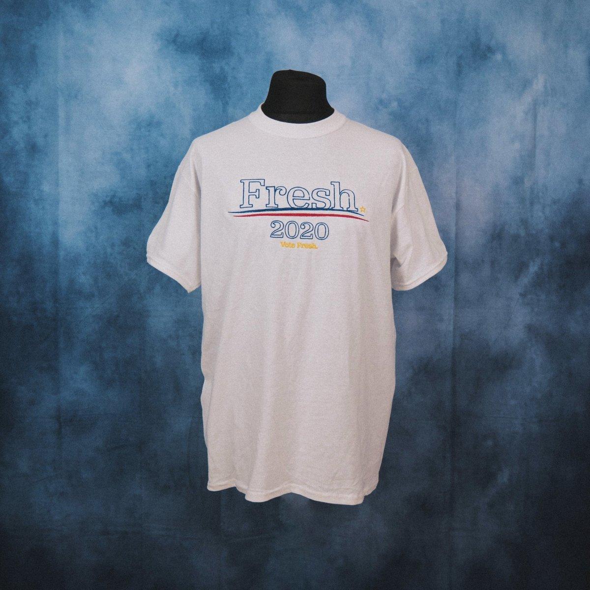 Fresh 2020 Unisex Embroidered T-Shirt