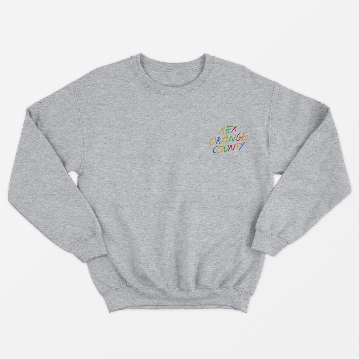 Rex Orange County - Pony Cascading Note Unisex Sweater