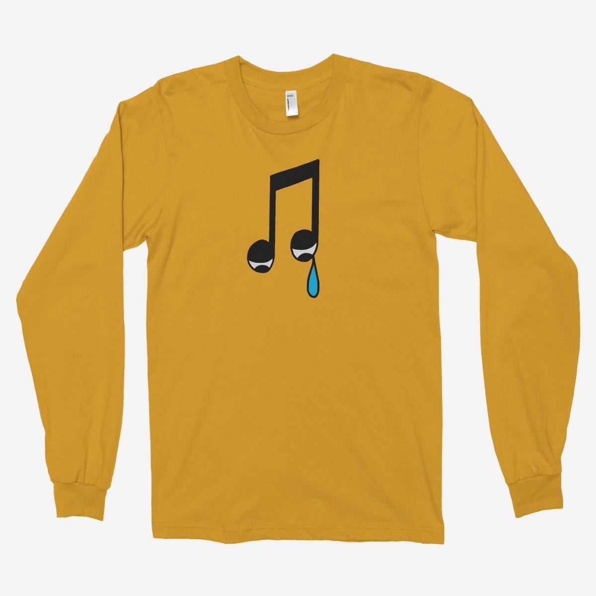 Rex Orange County - Sad Note Unisex Long Sleeve T-Shirt