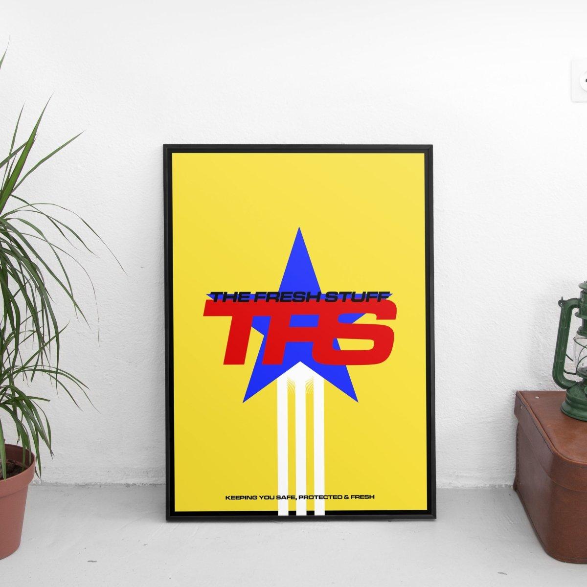 TFS - Keeping You Safe Alternative Poster