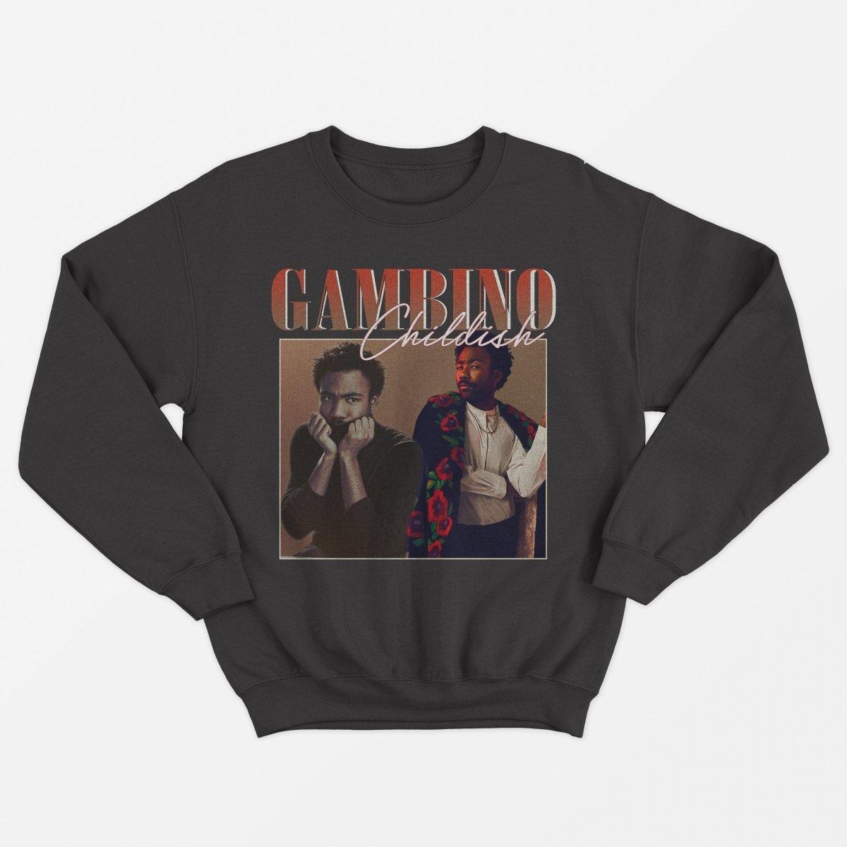 Childish Gambino Vintage Unisex Sweater