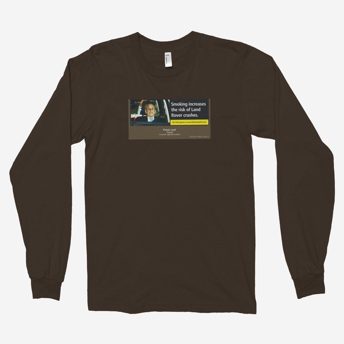 Fresh Leaf Long Sleeve T-Shirt