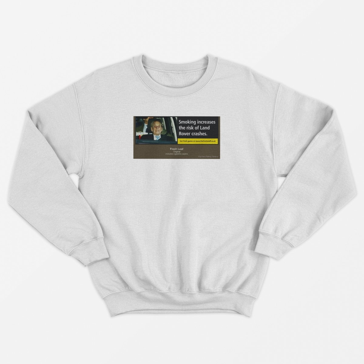 Fresh Leaf Unisex Sweater