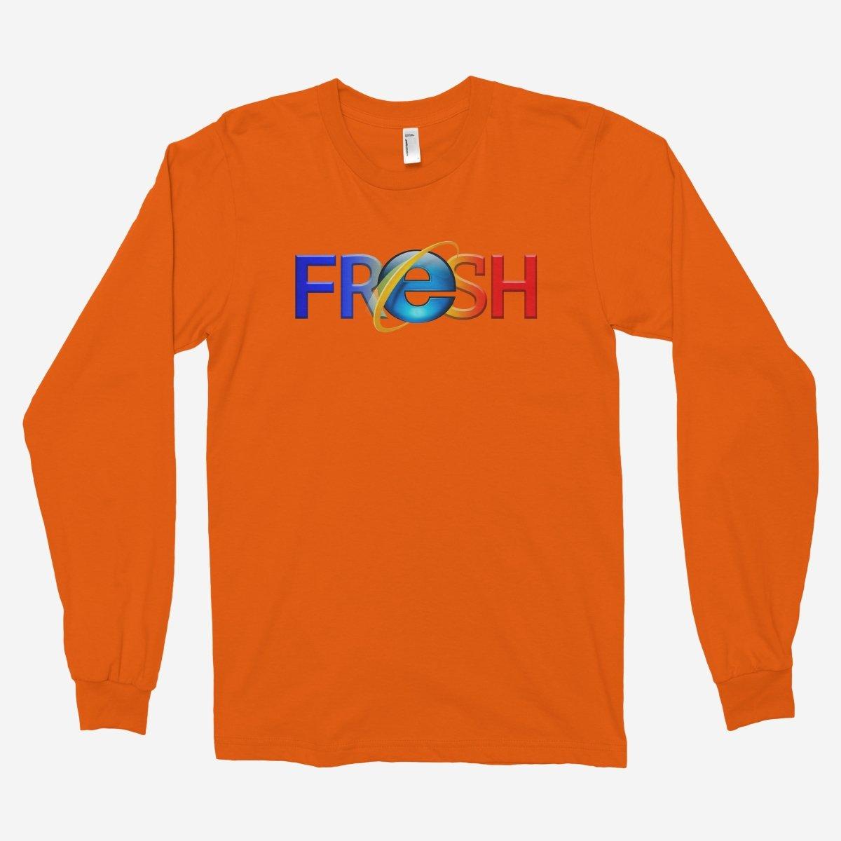 Fresh x IE Long Sleeve T-Shirt