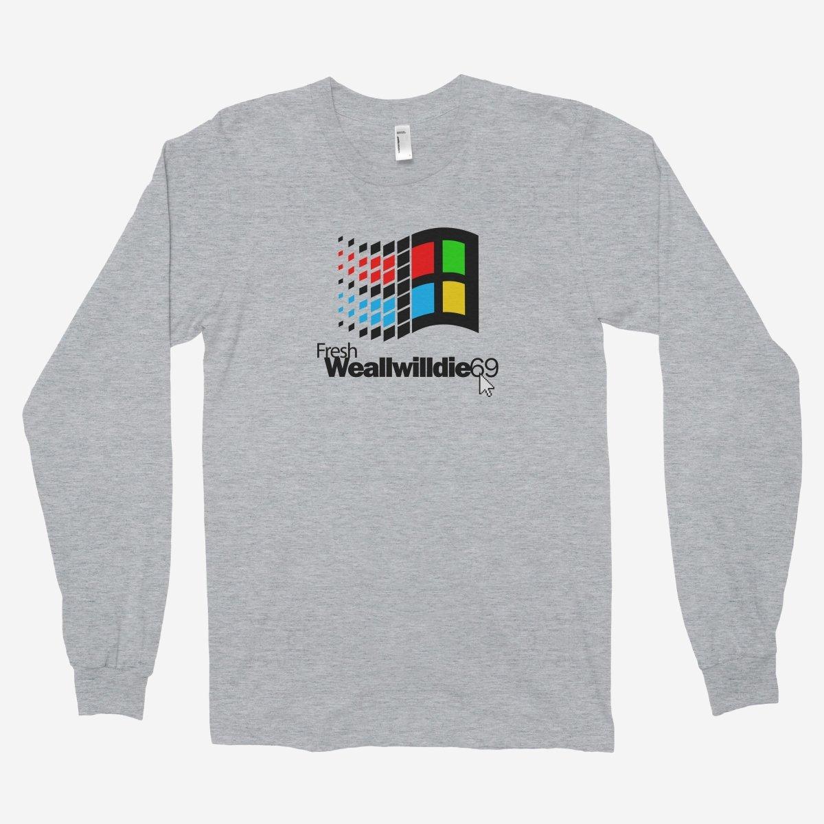 WeAllWillDie69 Long Sleeve T-Shirt