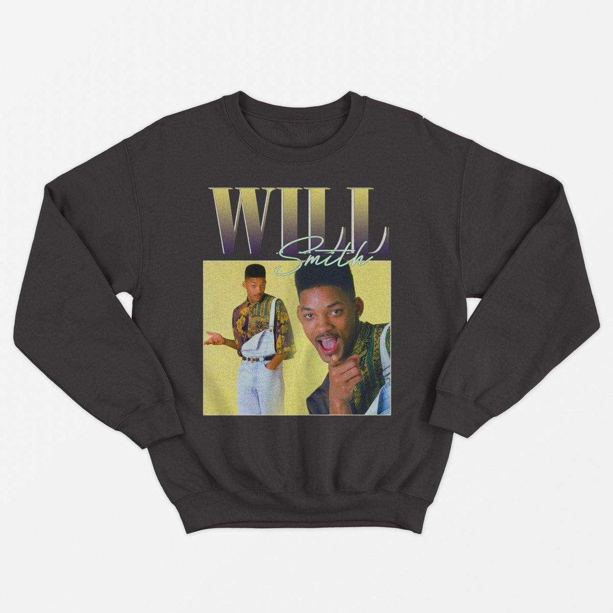 Will Smith Vintage Unisex Sweater