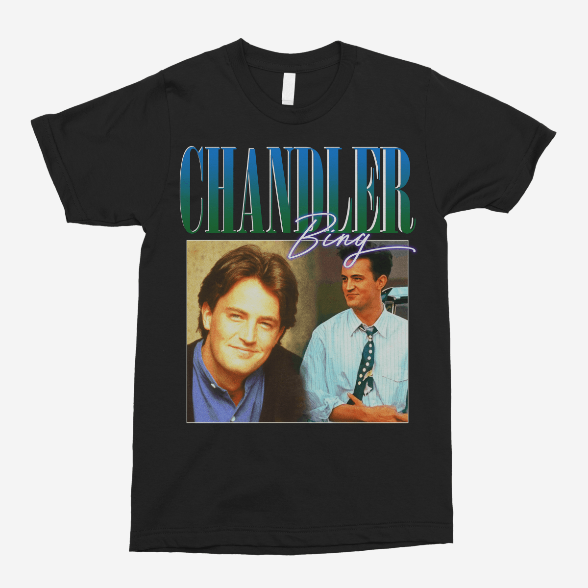 Chandler Bing Vintage Unisex T-Shirt