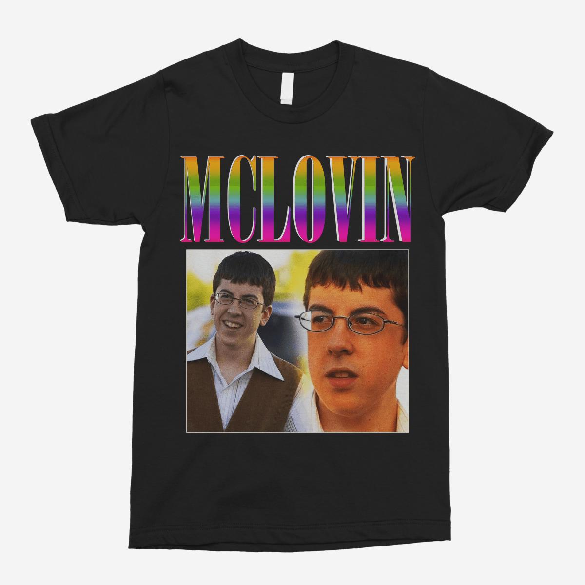 McLovin Vintage Unisex T-Shirt