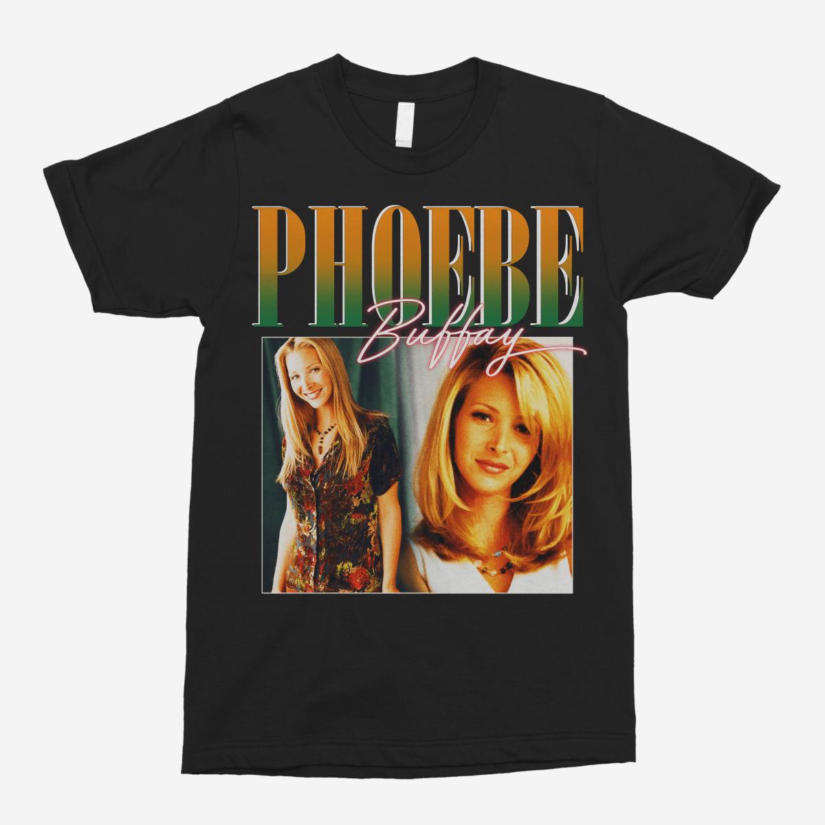 Phoebe Buffay Vintage Unisex T-Shirt