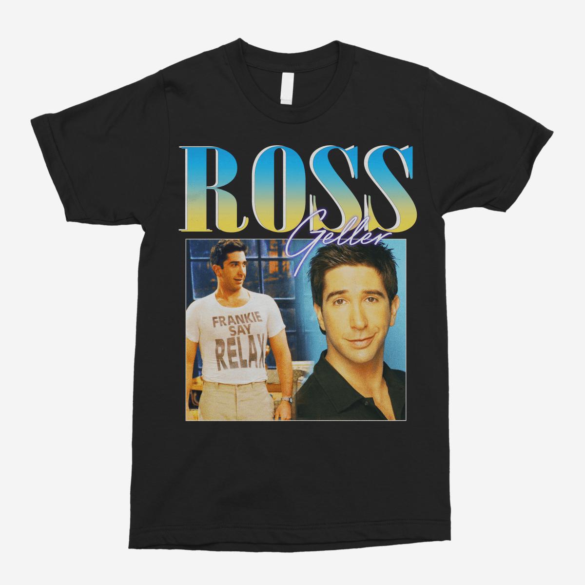Ross Geller Vintage Unisex T-Shirt