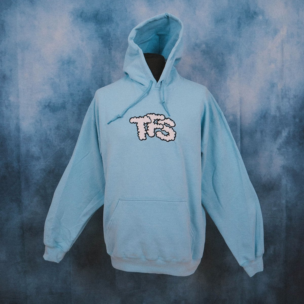 TFS Clouds Unisex Embroidered Hoodie
