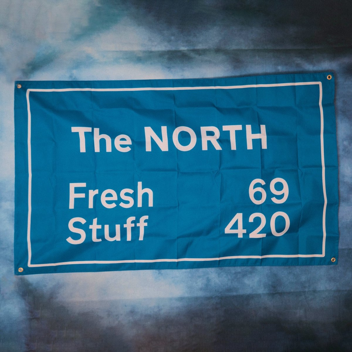 The North Flag (3x5ft)