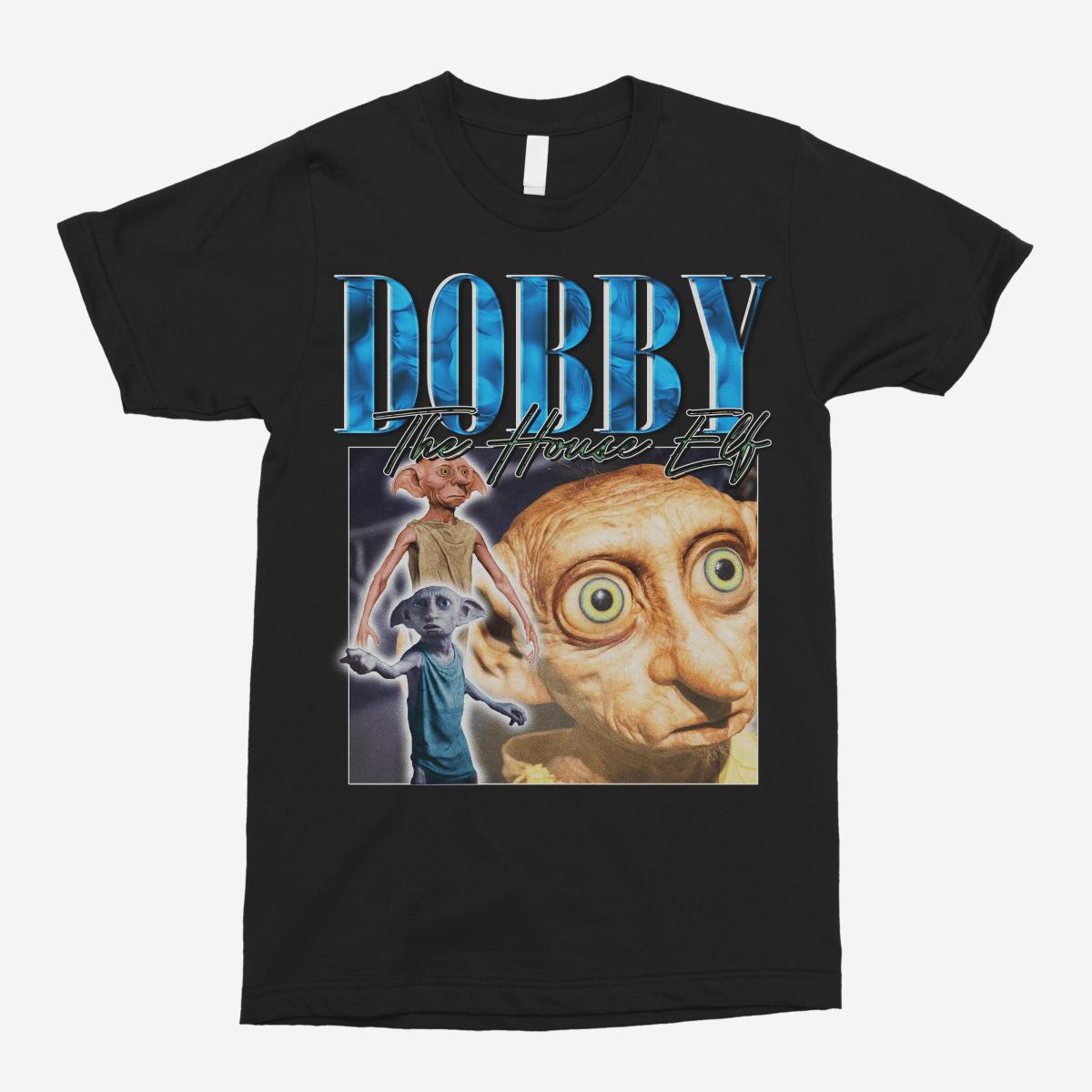 Dobby The House Elf Vintage Unisex T-Shirt