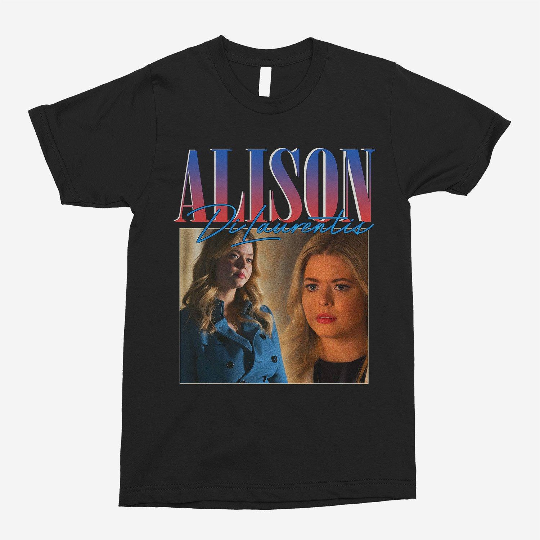 Alison Dilaurentis Vintage Unisex T-Shirt