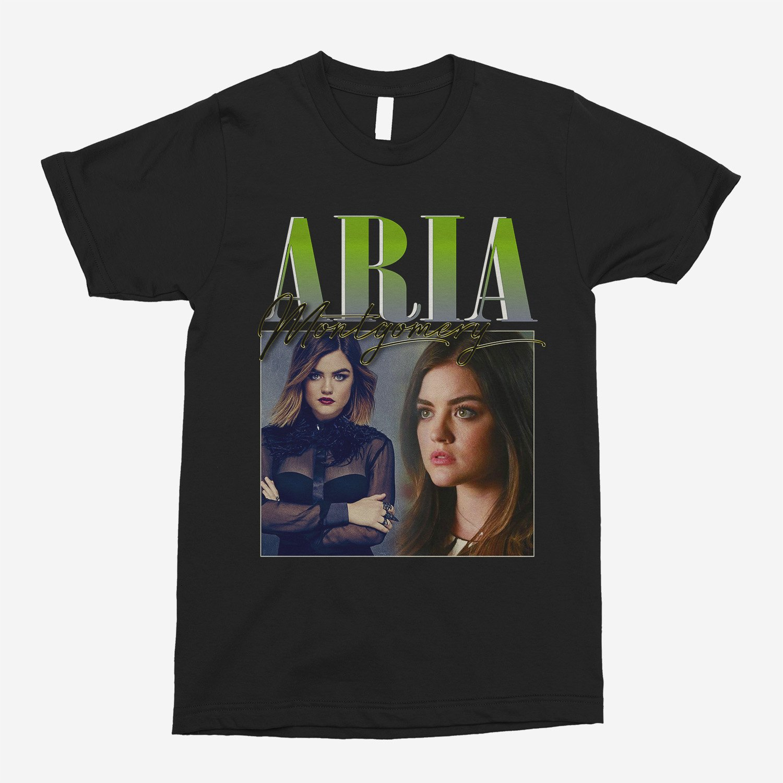 Aria Montgomery Vintage Unisex T-Shirt