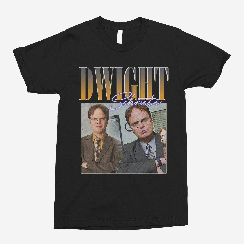 Dwight Schrute Vintage Unisex T-Shirt