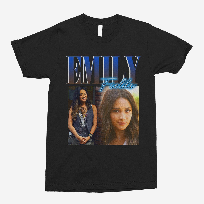 Emily Fields Vintage Unisex T-Shirt