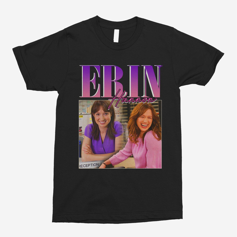 Erin Hannon Vintage Unisex T-Shirt