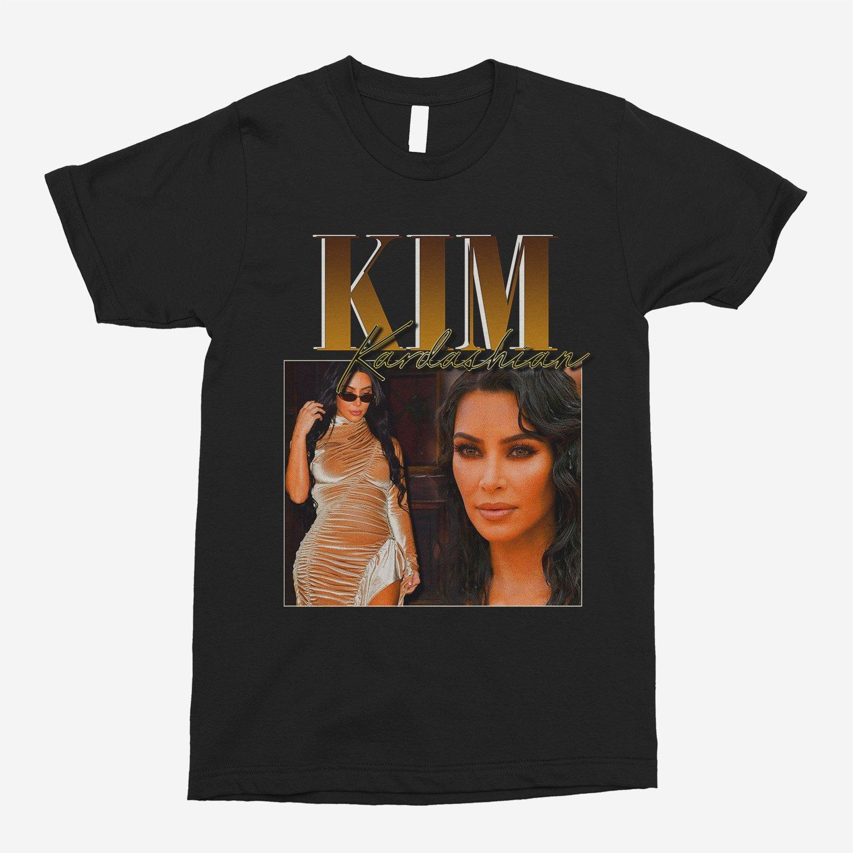 Kim Kardashian Vintage Unisex T-Shirt
