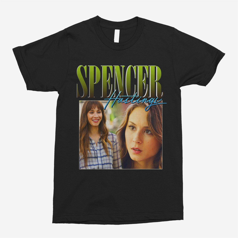 Spencer Hastings Vintage Unisex T-Shirt