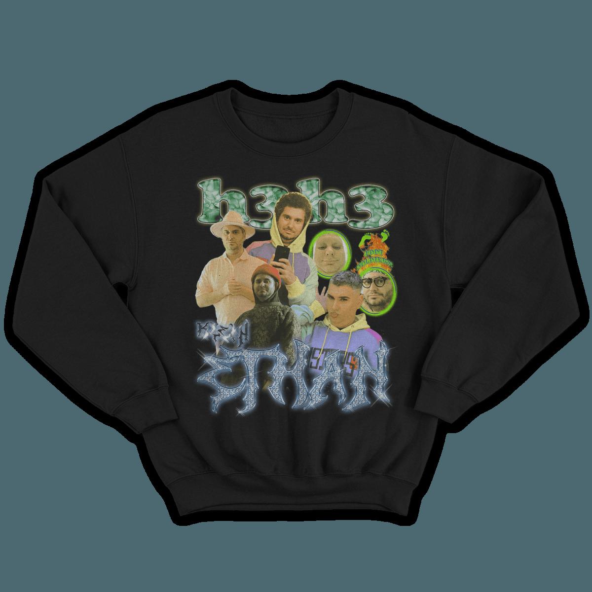 Ethan Klein Vintage Bootleg Unisex Sweater
