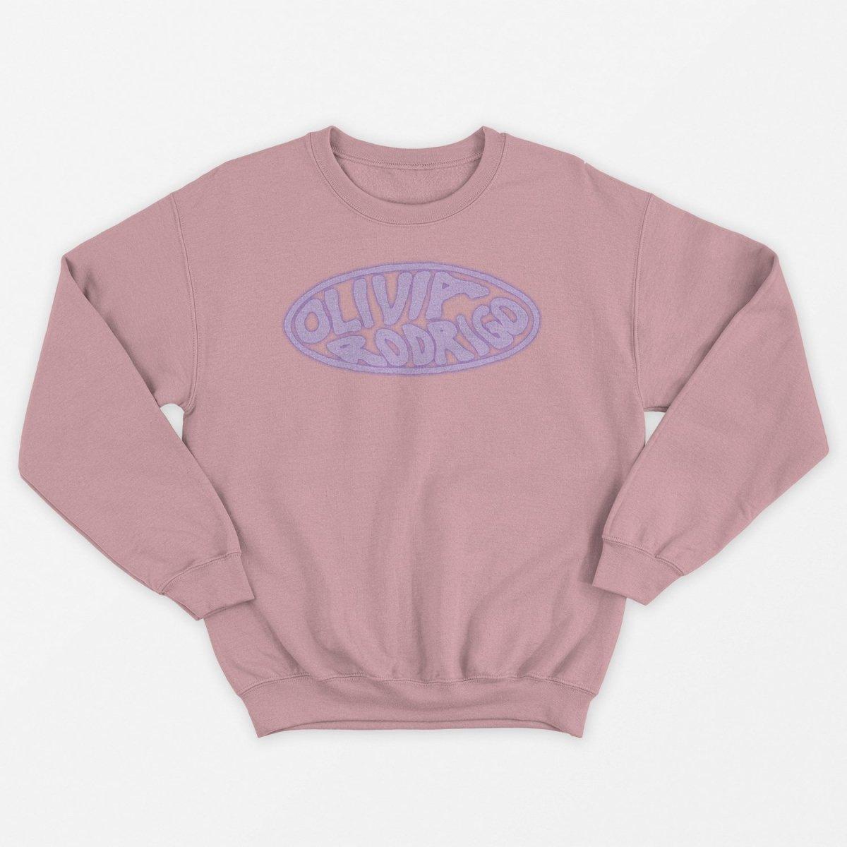 Olivia Rodrigo - Circle Logo Unisex Sweater