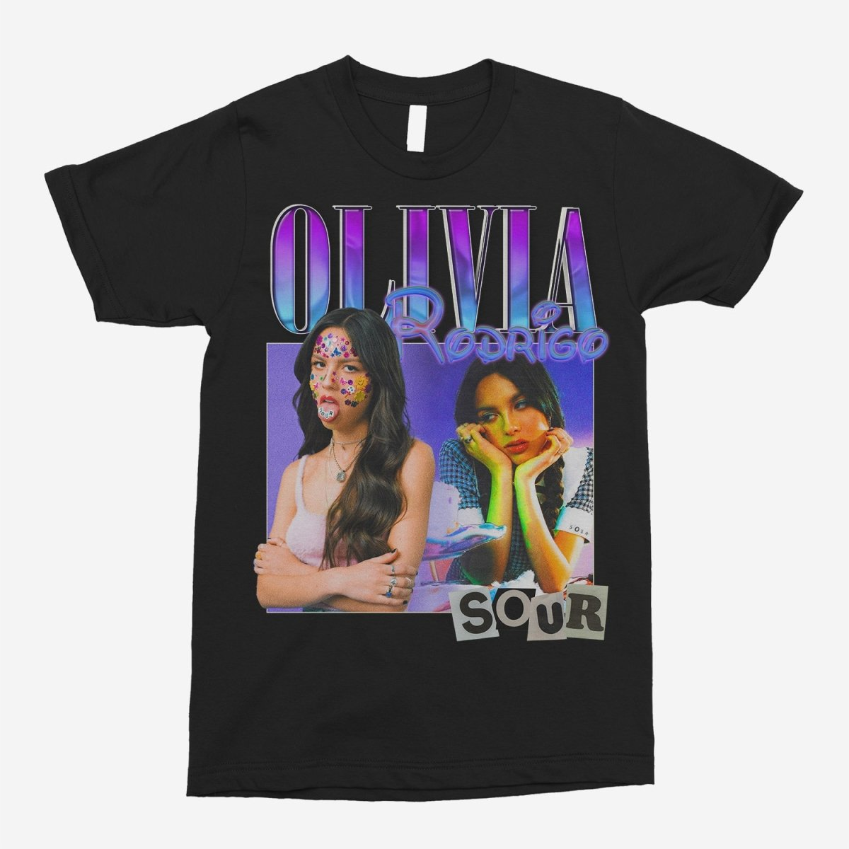 Olivia Rodrigo Sour Vintage Unisex T-Shirt