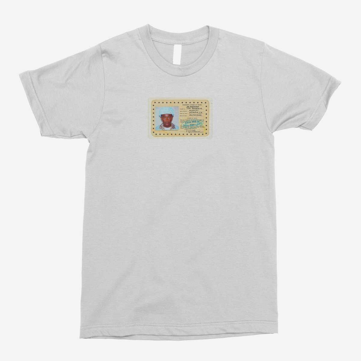 Tyler, The Creator - Call Me If You Get Lost (ID Card) Unisex T-Shirt